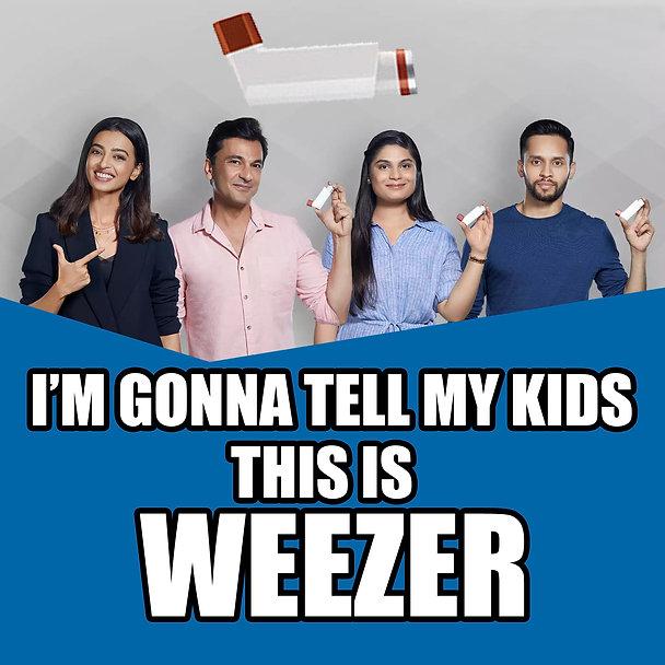 Tell My Kids This Was Weezer Power Pop M
