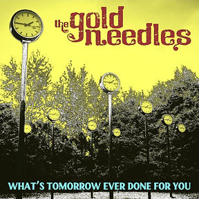 whatstomorroweverdoneforyou album cover.