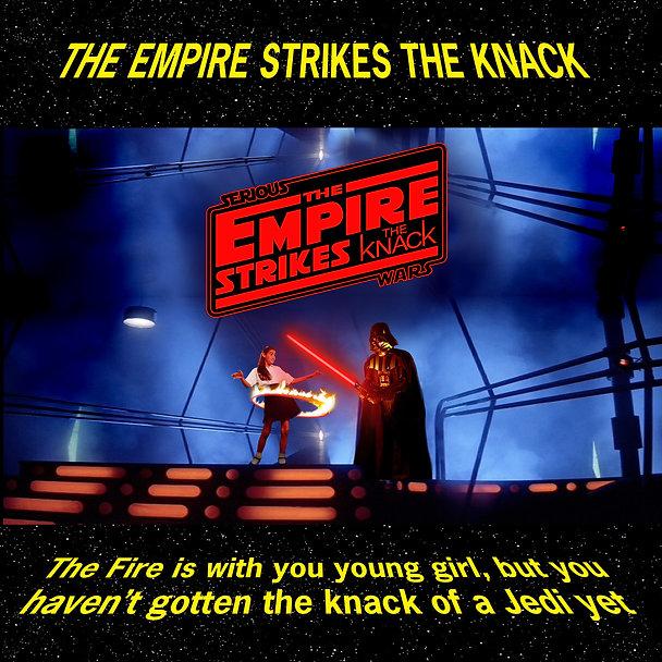 The Empire Strikes Knack Power Pop Meme