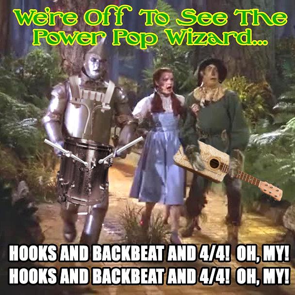 Wizard Of Oz Hooks Backbeat 4 4 Oh My Po