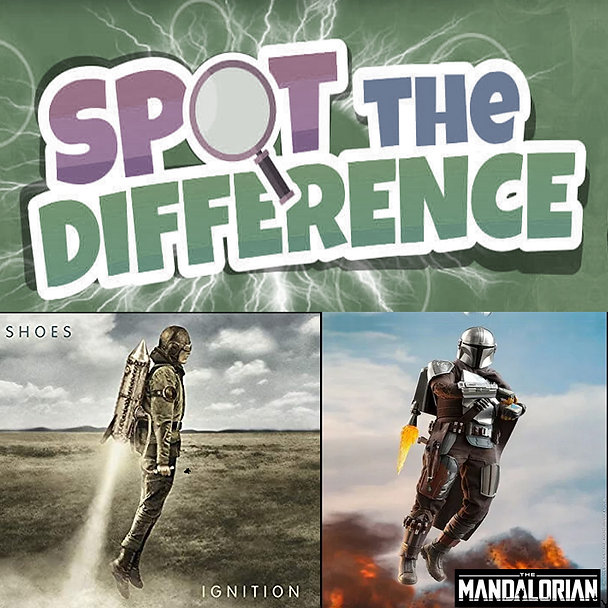Spot The Difference Shoes Ignition Manda