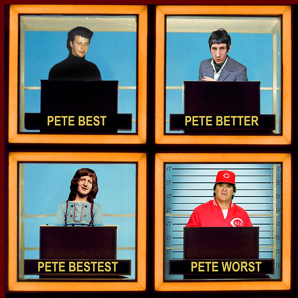 Hollywood Squares Power Pop Meme Pete Be