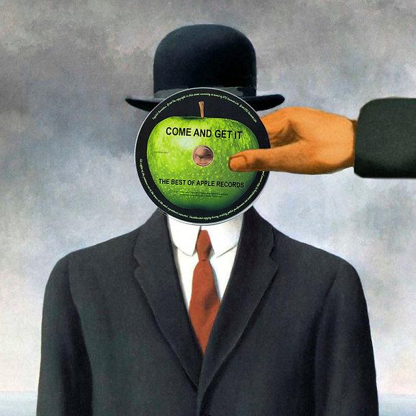 Magritte Apple Records Power Pop Meme.jp