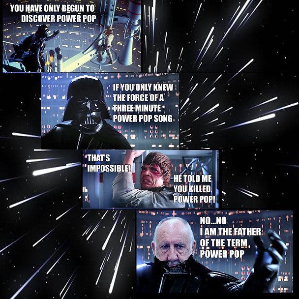 Star Wars Power Pop meme Father of Power
