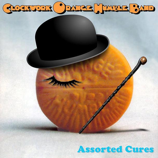Clockwork Orange Humble Band Power Pop M