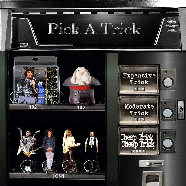 Cheap Trick Vending Machine Power Pop Me