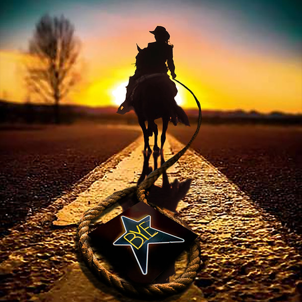 Cowgirl Sunset Last Power Pop Meme MASTE