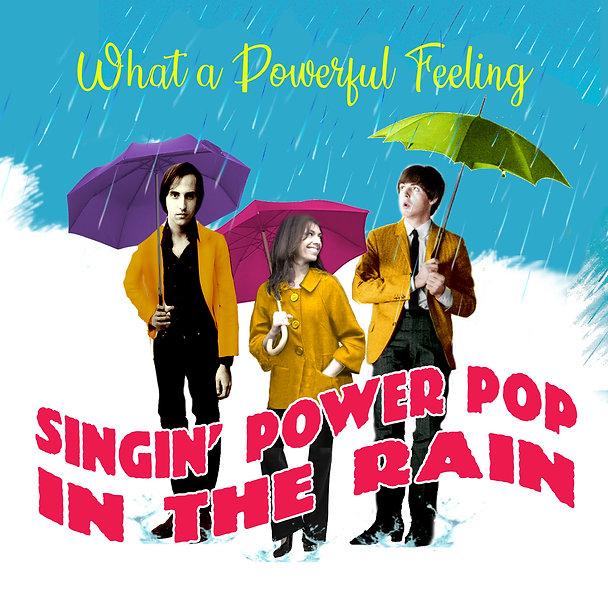 Singing Power Pop In The Rain Meme flatt