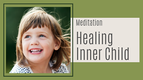 Inner Child Healing Meditation