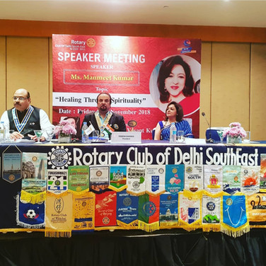 Rotary Event