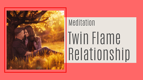 Twin Flame Meditation