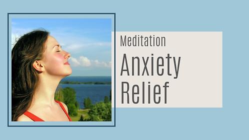 Calming Anxiety & Panic