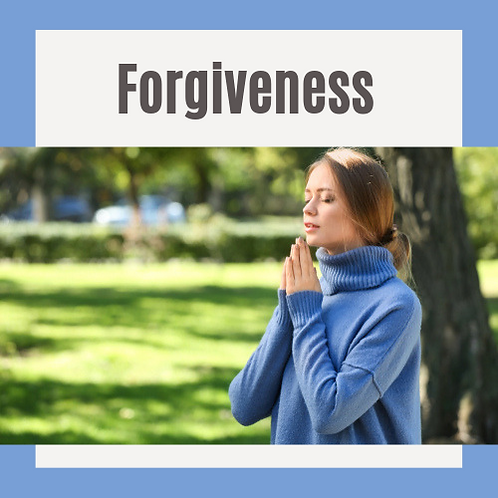The Art of Forgiveness - Moving Forward with Power & Joy
