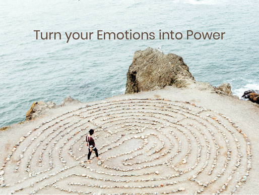 Turn your Emotions into Power