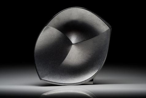 Triform in cast aluminium