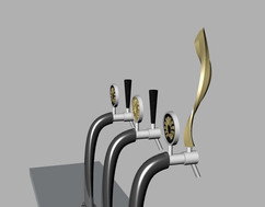A concept for a new tap handle