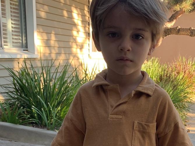 Zara Vintage Polo Perfection for a Preppy Toddler