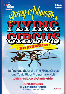 BARRY'S FLYING CIRCUS