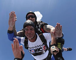 Barry Ashworth Skydiving