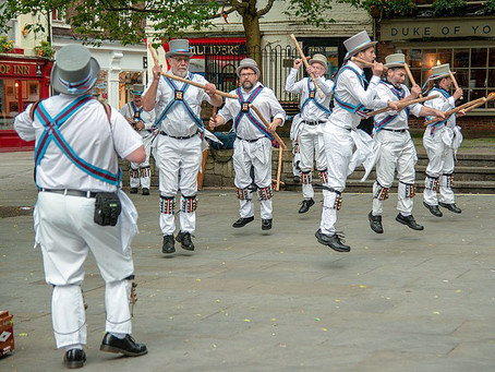 Tonic to pioneer Morris Yodelling