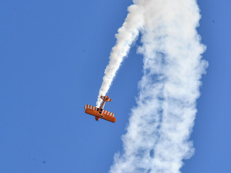 Alan Dennis – Tonic wing walker