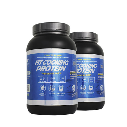 2 FIT COOKING PROTEIN + ENVÍO GRATIS