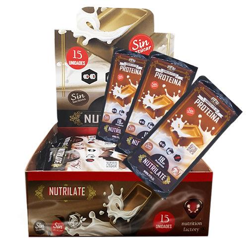 NUTRILATE CAJA DE 15 CHOCOLATES