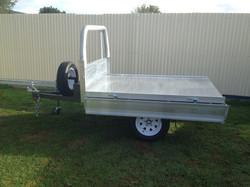 6x4 750kg Single Axle trailer