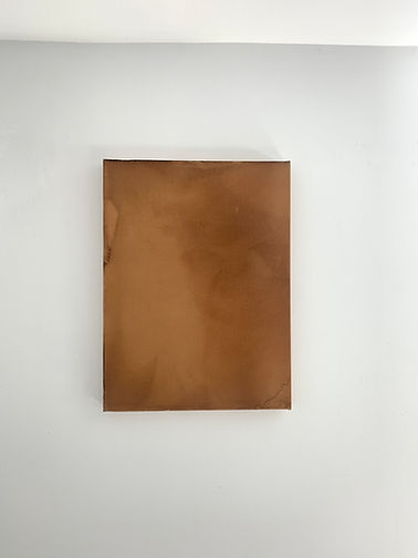 Brown, painting, neutral, earth tone art