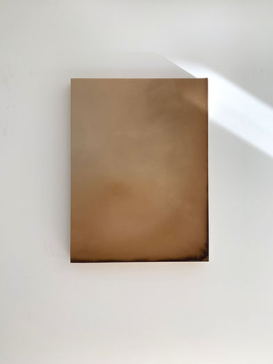 Brown, neutral, abstract art