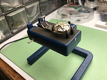 Portescap-MP86-timing-stand-with-Bulova