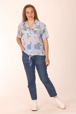 Блуза 176.1 размеры 44-50