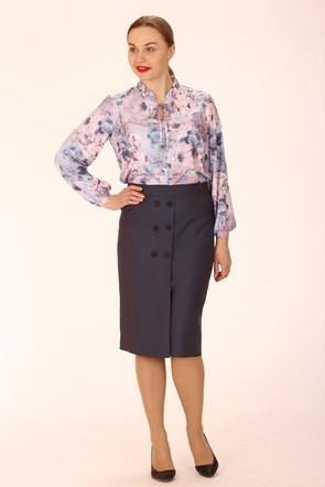 Блуза 170.1, размеры 46-52