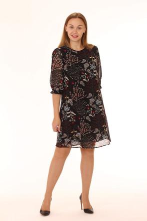 Платье женское 1709.18. Размеры 48-54
