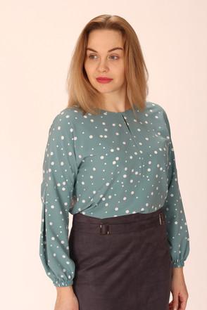 Блуза 171.2 размеры 44-50