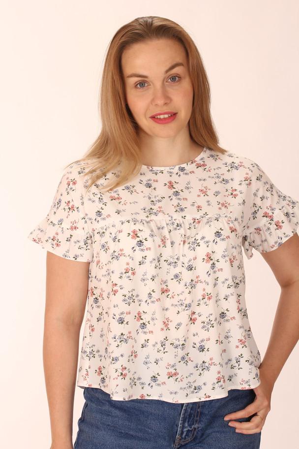 Блуза 177.1  размеры 42-48