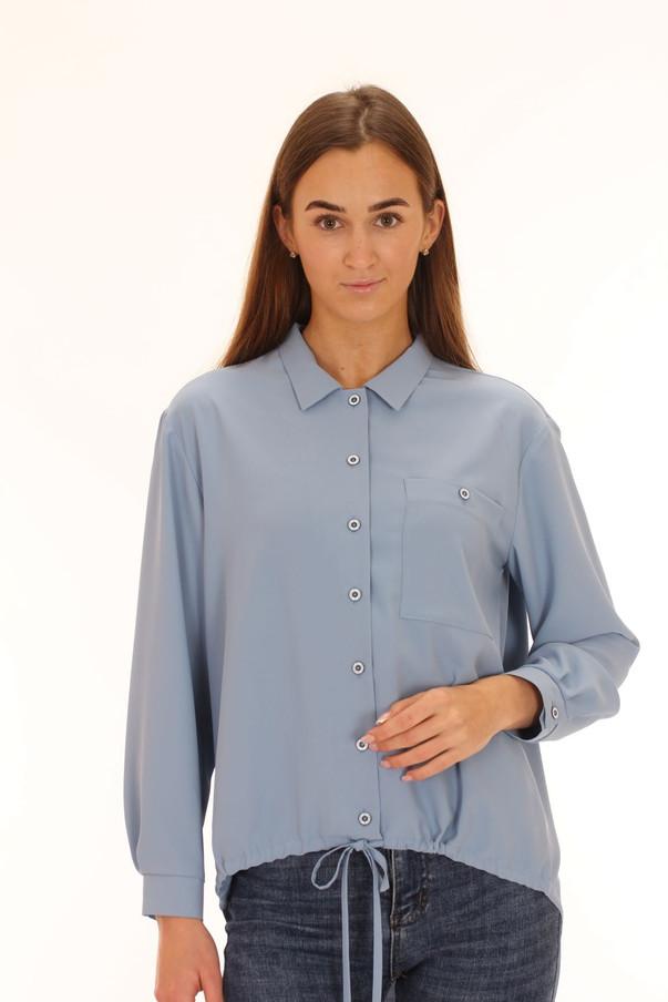 Блуза 185.1, размеры 44-50
