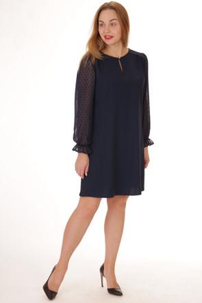 Платье женское 1709.19. Размеры 50-56