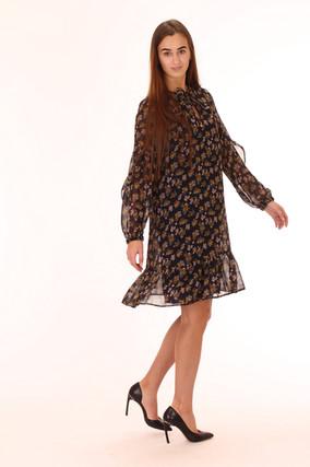 Платье женское 1888.2. Размеры 46-52
