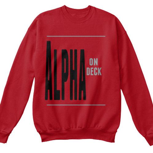 Alpha on Deck