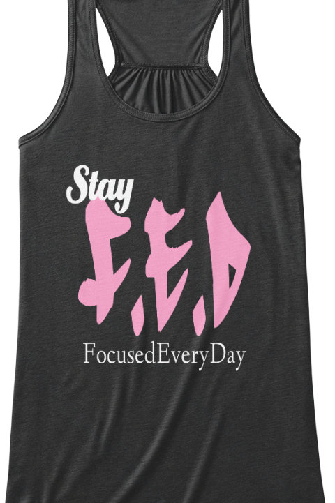 Stay F.E.D Female Tank