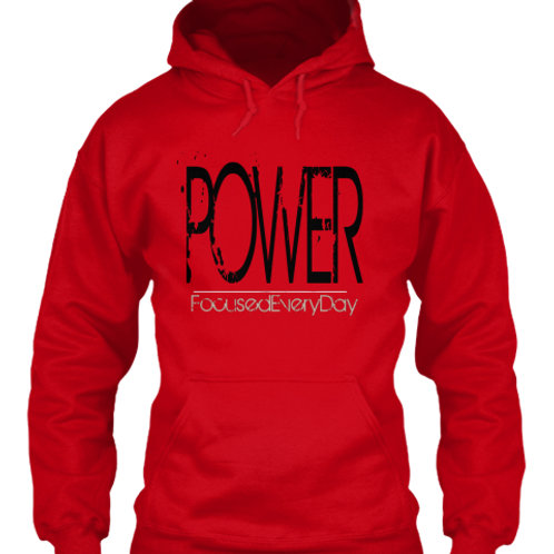 POWER Hoodies