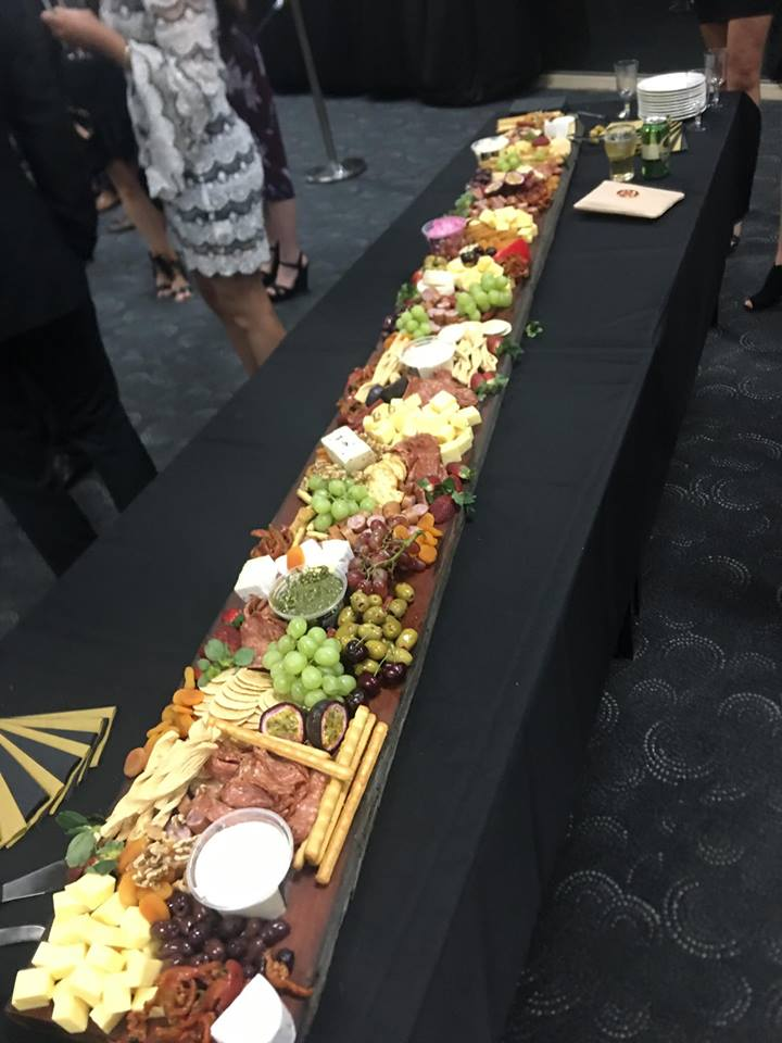 waubra ball grazing platter