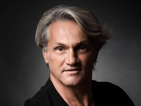 "Ioannis Margaronis | ""Είμαι πάντα σε ετοιμότητα δημιουργίας και έρωτα"""