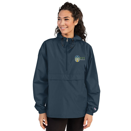 Yellowstone Embroidered Champion Packable Jacket