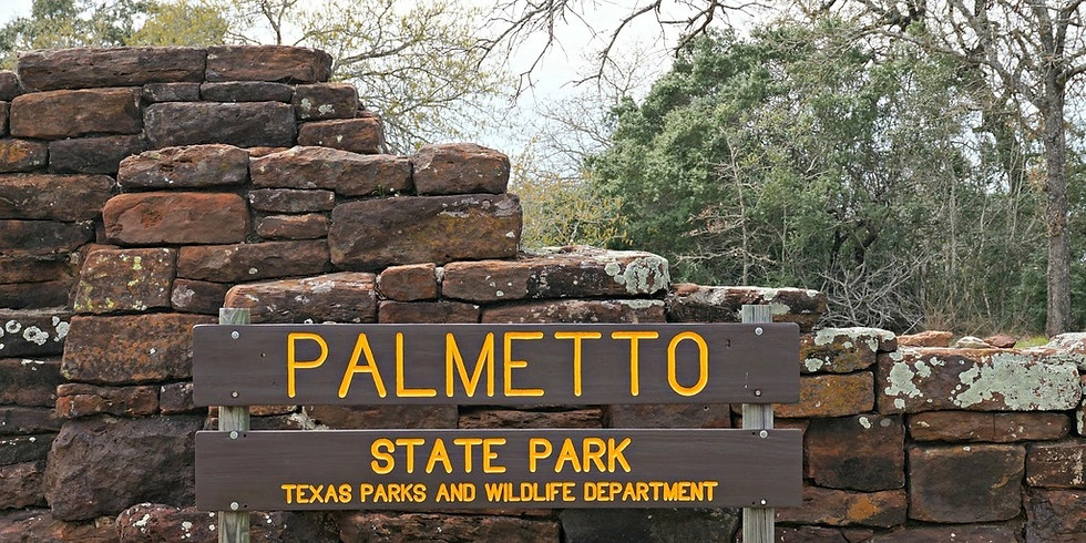 Winter Campout at Palmetto State Park