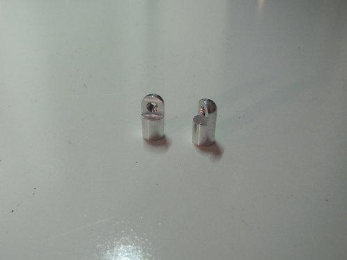 Aluminum Rear Bulkheads (2)