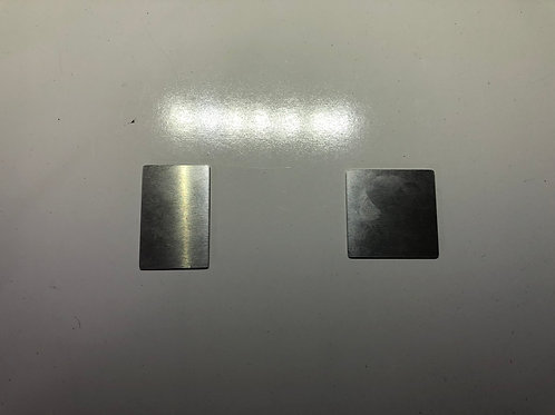 Aluminum Chassis Weights