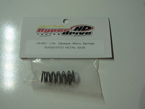 Wolfe 11lb Opaque VCS Springs