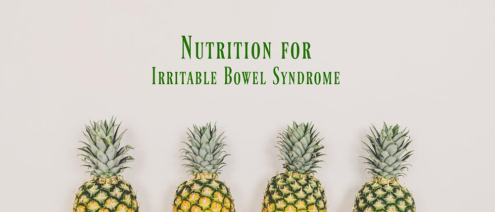 Pineapple IBS 2